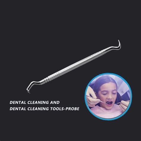STAINLESS STEEL DENTAL EXPLORERS Dental - Brownells Ch