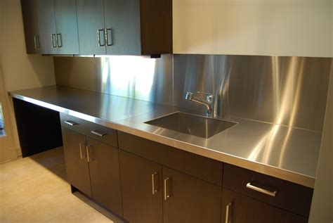 stainless steel kitchen countertops.aspx Image