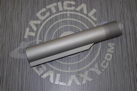Stainless Steel Look Mil Spec Buffer Tube