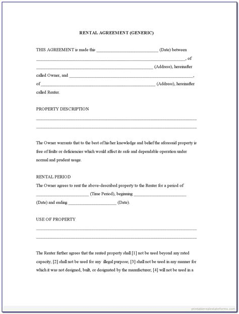 Standard Equipment Lease Agreement CV Templates Download Free CV Templates [optimizareseo.online]