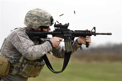 Standard Issue Us Army Rifle