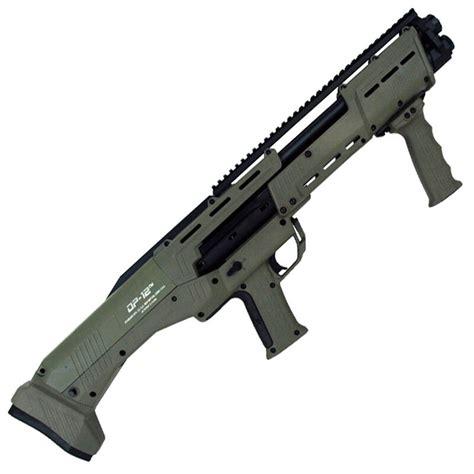 Standard Mfg Dp12 12ga Dbl Bbl Pump Shotgun Od