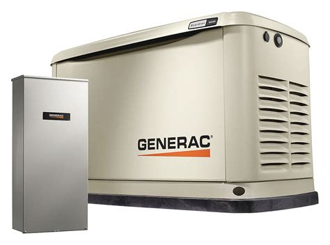 Standby generator natural gas Image