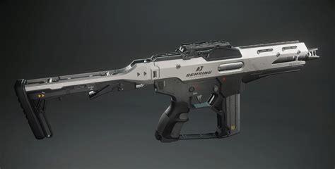 Star Citizen Behring Assault Rifle