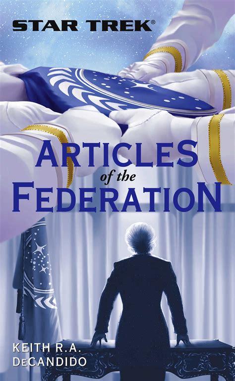 Star Trek Articles Of The Federation Pdf