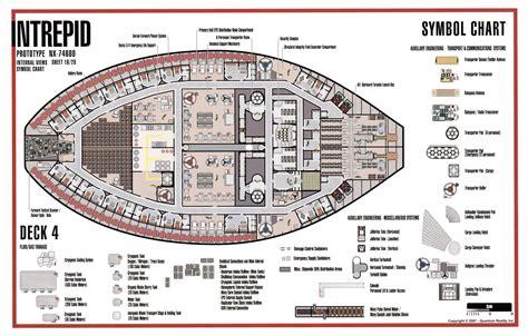 star trek voyager deck plans.aspx Image
