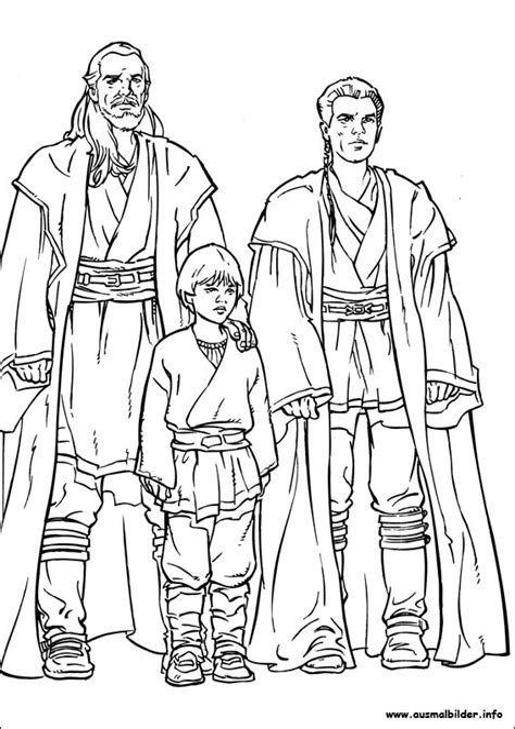 Star Wars Malvorlagen Update
