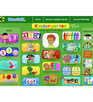 Starfall Games For Kids