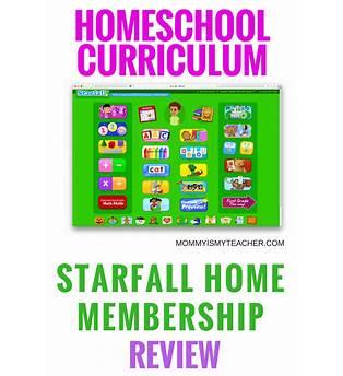 Starfall Preschool Curriculum