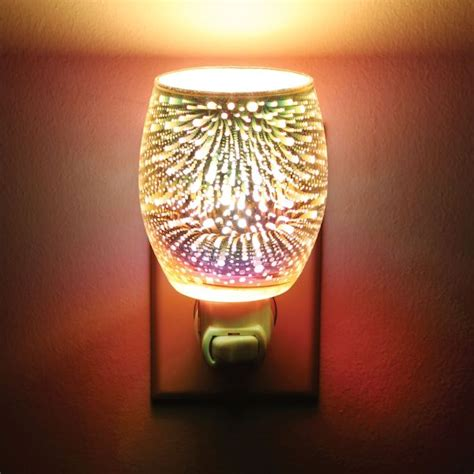 Stargazer Glass Night Light