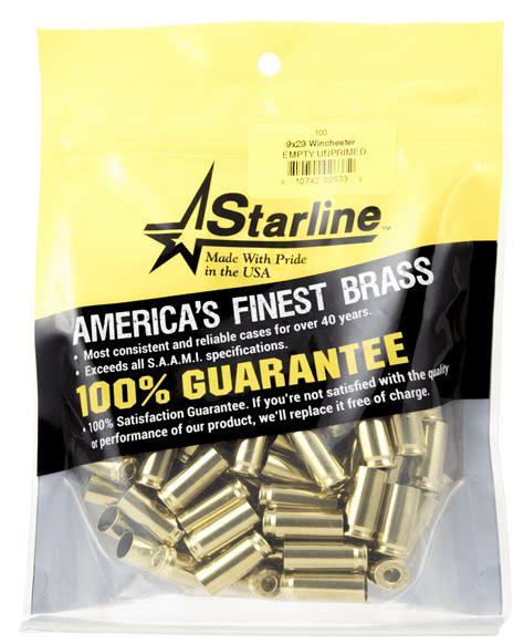 Starline Brass Rifle Handgun