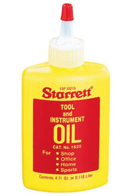 Starrett Tool Instrument Oil Penn Tool Co Inc
