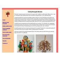 Start your own home based candy bouquet business comparison