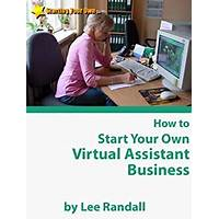Start your own virtual assistant business work from home coupon