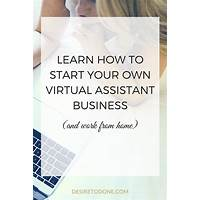 Start your own virtual assistant business work from home online tutorial