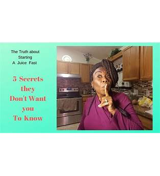 Starting A Juice Fast