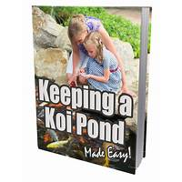 Starting the koi hobby a step by step guide secret codes