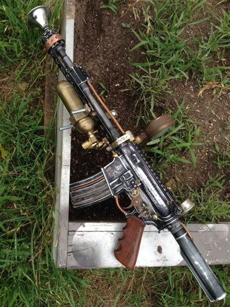 Steampunk Ar 15 Parts