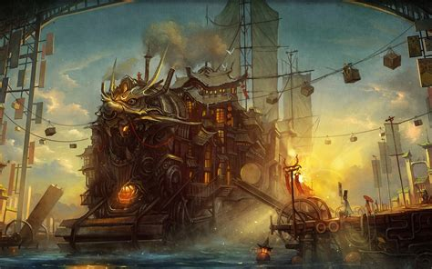 Steampunk Wallpaper HD Wallpapers Download Free Images Wallpaper [1000image.com]