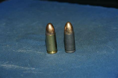 Steel Case Ammo Vs Brass 9mm