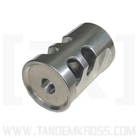 Steel Compensator For Rimfire TANDEMKROSS