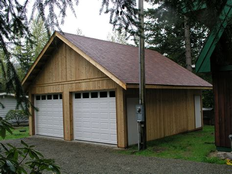 Steel garage designs Image