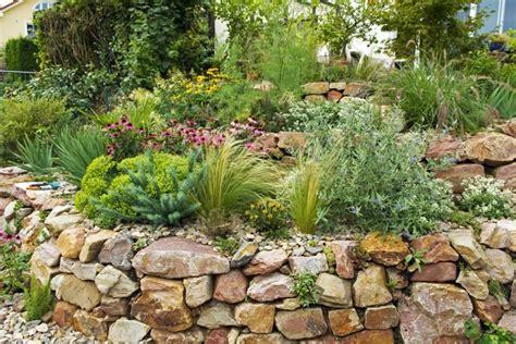 Steingarten Gestalten