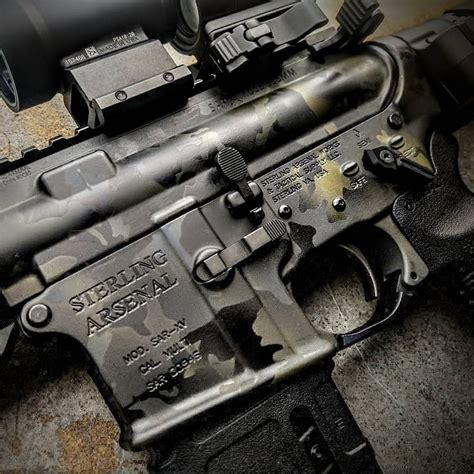 Sterling Arsenal Critical Koting Cerakote Gunsmith Manufacturer News And Thread 22 44 Gunsmith