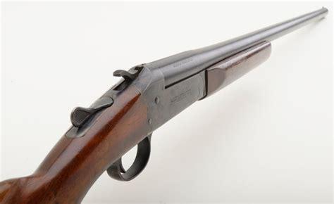 Stevens 12 Gauge Single Shot Shotgun Value