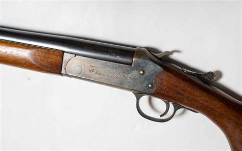 Stevens 16 Gauge Single Shot Shotgun Plastic Stock