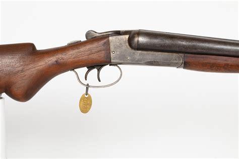 Stevens 1812 Double Barrel Shotgun