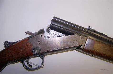 Stevens 410 22 Over Under Shotgun
