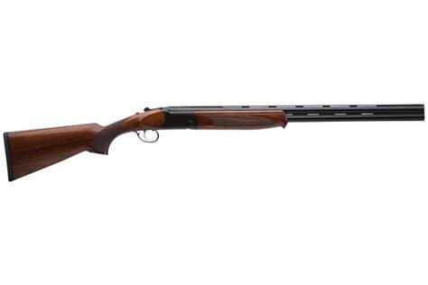 Stevens Double Barrel Over Under Shotgun