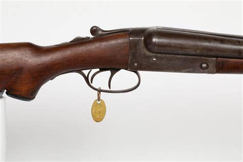 Stevens Double Barrel Shotgun 1915