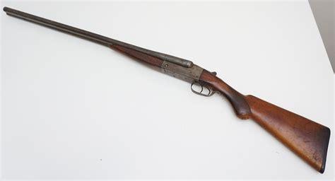 Stevens Double Barrel Shotgun Stock