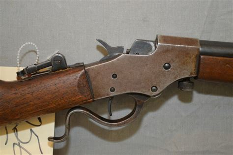 Stevens Fallingblock 22 Long Rifle