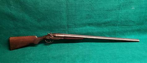 Stevens Mod King Nitro Double Barrel Shotgun