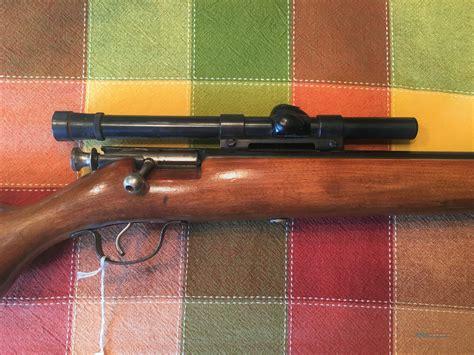 Stevens Model 15b 22 Rifle
