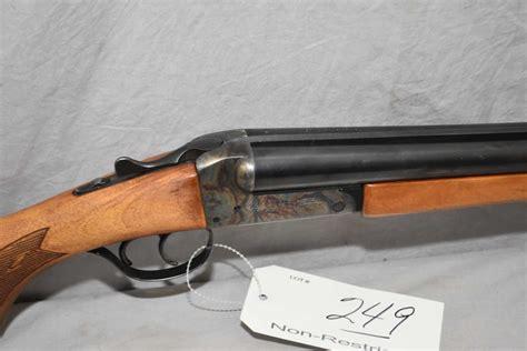 Stevens Model 311 Series H 12 Ga Double Barrel Shotgun