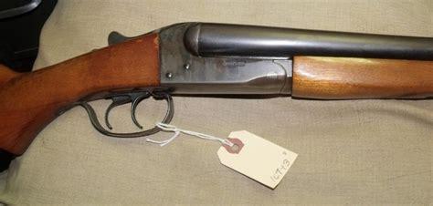 Stevens Model 311a Double Barrel Shotgun