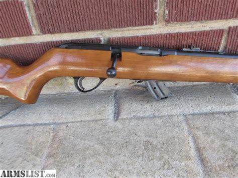 Stevens Model 34 22lr Bolt Action Rifle