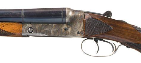 Stevens Model 350 Double Barrel Shotgun