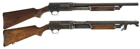 Stevens Model 520 Shotgun