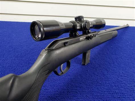 Stevens Model 62 Caliber 22 Long Rifle