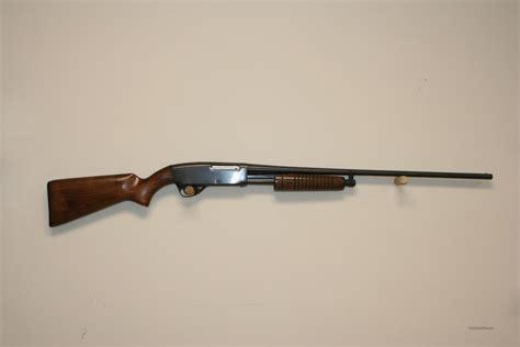 Stevens Model 77e 410 Pump Shotgun