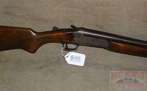 Stevens Model 94c 12 Gauge Shotgun
