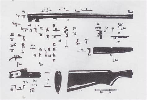 Stevens Single Barrel Shotgun Parts