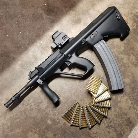 Steyr Aug Ammo