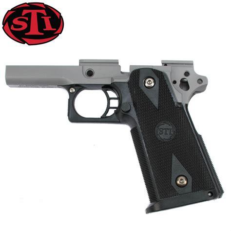 STI 2011 Standard Carbon Steel Frame Kit Ramped Narrow