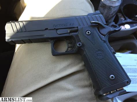 Sti Double Stack 1911 9mm